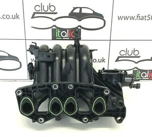 Genuine Fiat 500 1.2 Petrol Intake Inlet Manifold