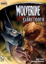 MARVEL KNIGHTS WOLVERINE VERSUS SABRETOOTH REBORN New Sealed DVD