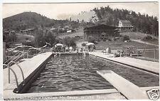 RPPC - Ute Pass, CO - Green Mtn. Falls Swimming Pool - 1940s