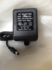 AC to DC 6V 1A Converter charger Adapter Power Supply 1000 mA