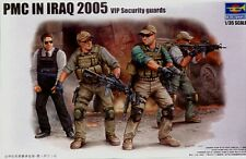 Trumpeter 1/35 PMC in Iraq 2005 VIP Security Guards # 00420