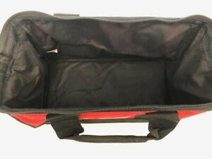 """Milwaukee 42-55-6148 Small Contractor Tool Bag 13"""" Long x 7"""" Wide x 8"""" High"""