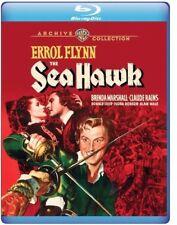 THE SEA HAWK (Errol Flynn) -  Blu Ray - Sealed Region free