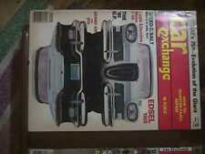 Edsel - Car Exchange Magazine - 9/1983
