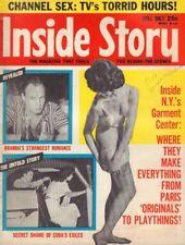 Inside Story November 1961 Marlon Brando Dick Clark Bill Darr 013119DBE2