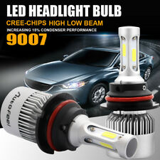 Autofeel 9007 HB5 840W 105000LM LED Headlight Kit Hi Low 6000K White Bulbs Power