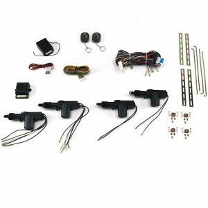 PT Cruiser Power Door Lock Kit with Remotes