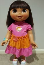 DORA THE EXPLORER. Doll Life like approx 86cm***RARE AND HARD TO FIND***