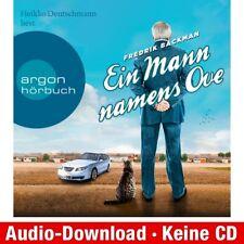 Hörbuch-download Mp3 ► Fredrik Backman ein Mann namens Ove