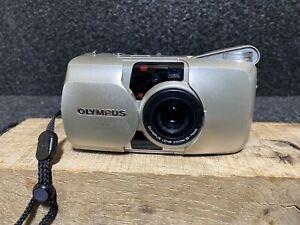 Olympus Stylus Zoom 70 35mm Point & Shoot Film Camera Quartzdate