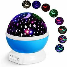 TOYS FOR BOYS 2 10 Year Old Kids LED Night Star Light Constellation Xmas Gift