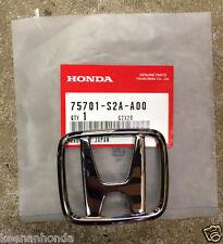 Genuine OEM Honda Accord 1998 - 2000 Rear H Emblem