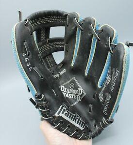Franklin 4635 Diamond Master Right Handed Thrower Black Blue 10 inch