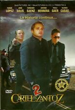 El Cartel De Los Santoz 2 New Dvd (Acción) (2013)(92Min)(Widescreen)(Pg-13)