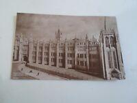 Vintage RPPC Marischal College, Aberdeen University The Adelphi Series   §A549
