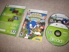 Xbox Live Arcade Compilation+Sega Superstars Tennis 6 GAMES (Xbox 360/One/X)