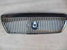 Mercury Grand Marquis 2003-05 BLACK CHROME STYLE GRILLE FO1200406 With Clips