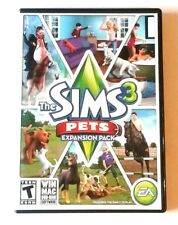 The Sims 3 Pets Expansion Pack Win Mac Game