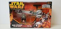 MOC Star Wars ROTS BARC SPEEDER w/TROOPER Revenge of the Sith *combine shipping*