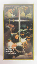 NEW Jesus (VHS, 1979) Brian Deacon 83 Min Warner Brothers Factory Sealed