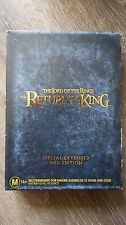 DVD The Lord of the Rings - The Return of the King Special Extended DVD Edition