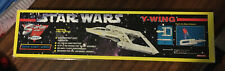 Sterling Star Wars Y-Wing Control Line Fighter
