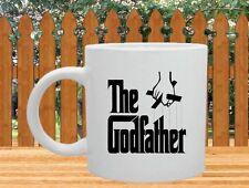 The Godfather Ceramic Mug 11  oz Gift Mug