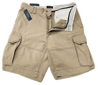 Ralph Lauren Cargo Shorts In Montana Khaki