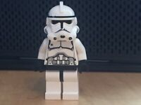 Lego Clone Trooper EP.3 Dotted Mouth sw0272 Star Wars  Figure