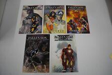 Fallen Son: The Death of Captain America 1-5 Marvel 2007 Complete Set Run