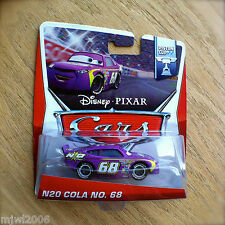 Disney PIXAR Cars N2O COLA NO. 68 2014 PISTON CUP theme diecast 2/16 N20 racer