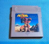 Metroid II 2 GameBoy GB Japanese  Cartridge Nintendo Game Boy
