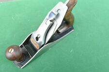 VINTAGE STANLEY/BAILEY NO.4 TYPE 15  SMOOTHING PLANE
