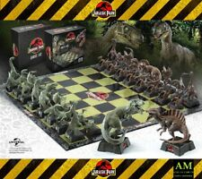 Jurassic Park Chess Set scacchi Noble Collections