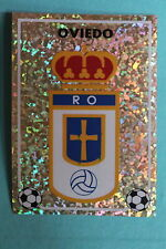 PANINI Liga 96/97 OVIEDO BADGE D MINT!!!