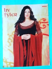 ►►POLISH POSTER LIV TYLER ARWEN LORD OF THE RINGS