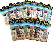 stickers autocollants ongles