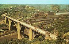 GEORGE WESTINGHOUSE MEMORIAL BRIDGE,PLANT,LINCOLN HWY-EAST PITTSBURGH,PA