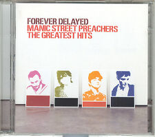 MANIC STREET PREACHERS - FOREVER DELAYED - THE GREATEST HITS - 2 CD (COME NUOVO)