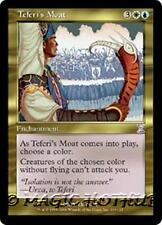 TEFERI'S MOAT Time Spiral Timeshifted MTG Gold Enchantment
