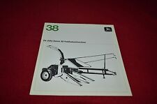 John Deere 38 Forage Harvester Dealers Brochure AMIL11 In Dutch ver2