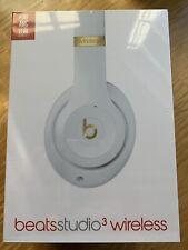 Beats by Dr. Dre Studio3 Headband Wireless Headphones - White