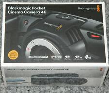 Blackmagic Pocket  4K  Cinema Camera  ++  vom Fachhändler  ++ sofort ab Lager ++