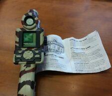 Buckmasters Deer Huntin' Electronic Handheld Travel Game HUNTING Shotgun Radica