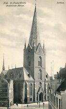 Germany AK Kiel - Kirche old postcard
