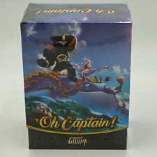Oh Captain! | Bluffspiel | 3-6 Spieler ab 8 Jahren