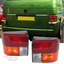 REAR TAIL LIGHTS RED-ORANGE FOR VW BUS T4 90-03 MULTIVAN TRANSPORTER