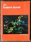 IBM Systems Journal - Volume 22 Number 4, 1983 picture