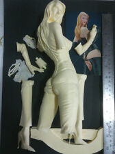 "15""Sexy Sorayama VENUS Resin Model Kit 1/4"