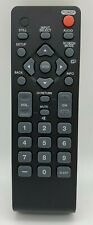 Sylvania Emerson TV Remote Control Model NH000UD Black Tested Free Shipping!